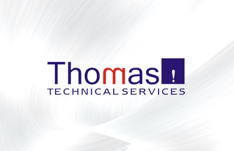 Thomas Technical Services Logo Design