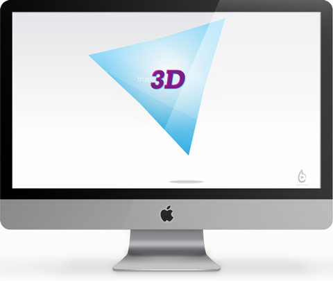 3d to the naked eye wallpaper
